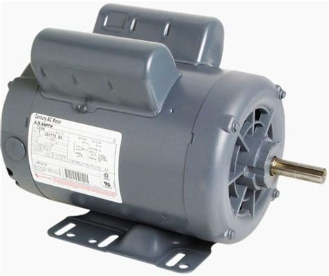 the capacitor start capacitor run motor 12 basic motor types used for industrial electric drives eep