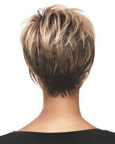 back view of wedge haircut styles short wedge hairstyles back view stacked