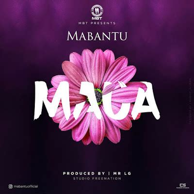 Maajabu By Mbosso Free Mp3 Download
