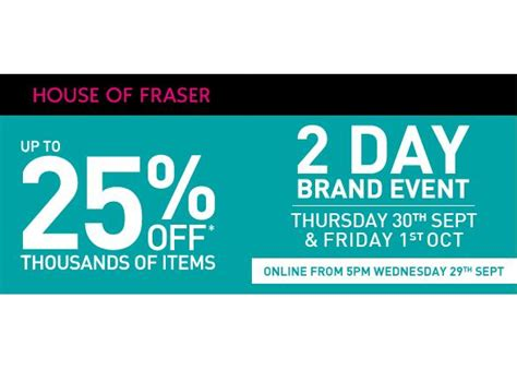 house of fraser designer brands my fashion life