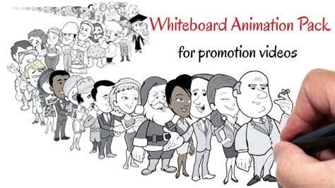 Adobe After Effects Free Template Videohive Projects Whiteboard Animation Template Free
