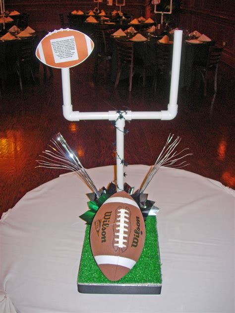 do it yourself centerpieces do it yourself football centerpieces how to