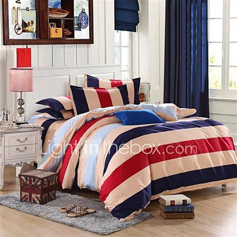 Multi Color Duvet Cover by Multi Color Polyester King Duvet Cover Sets 3838636 2016