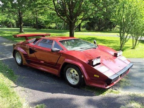 Lamborghini Project Car For Sale by Best 25 Lamborghini Replica For Sale Ideas On Pinterest