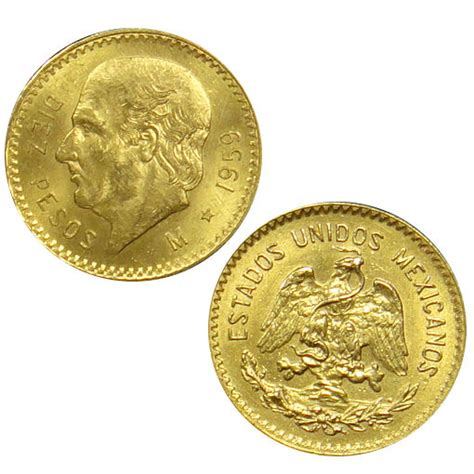 new year traditions gold coins buy 10 peso gold mexican coins varied years