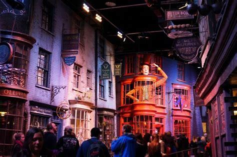 Decor Harry Potter Londres by Visiter Harry Potter Studios Warner Bros