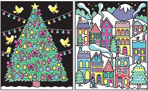 christmas magic painting book 1409595404 christmas magic painting book