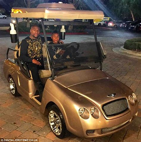 mayweather bentley floyd mayweather flaunts his wealth yet again as he