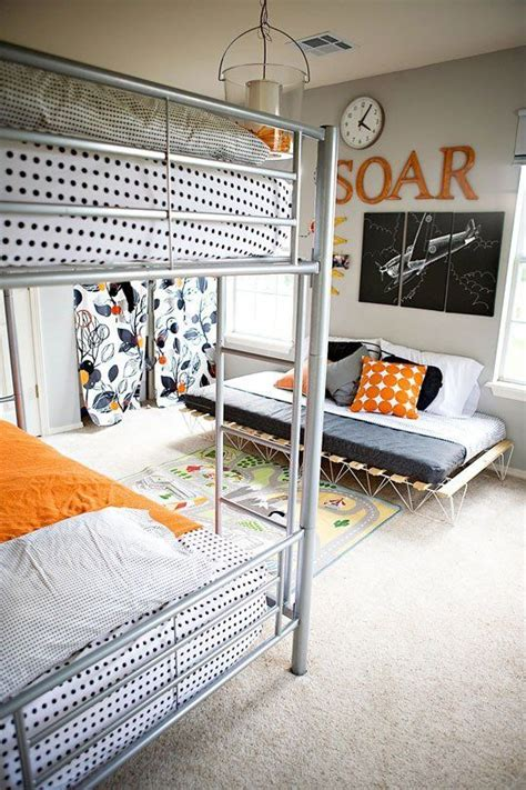 boys shared bedroom ideas 21 cool shared boy rooms d 233 cor ideas digsdigs