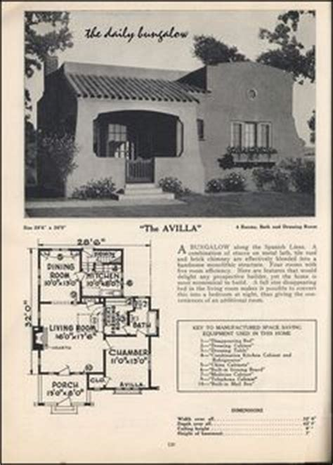 antique spanish house plans 1000 images about vintage bungalow on home builder bungalows and bungalow