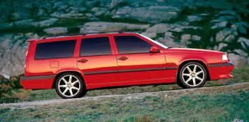 Volvo 840 Wagon Volvo To Drop R Performance Badge