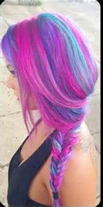 bright hair color 1000 images about on hair products