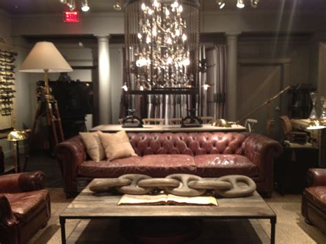 Restoration Hardware Living Room Ideas - restoration hardware living room decor i