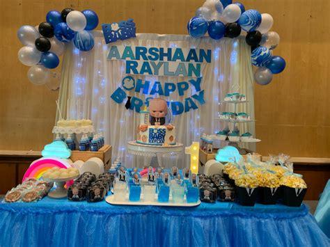 baby boss decor setup  ilmare wedding bridestorycom