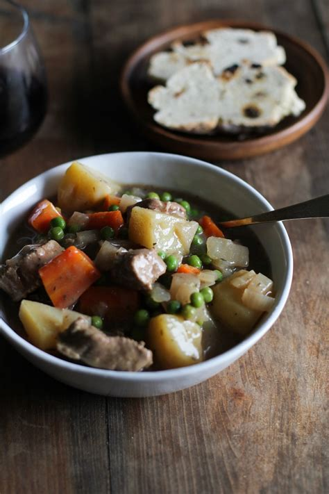 beef stew with root vegetables beef stew with root vegetables