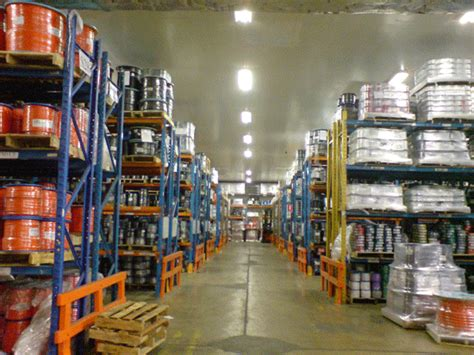gambar layout warehouse west end express