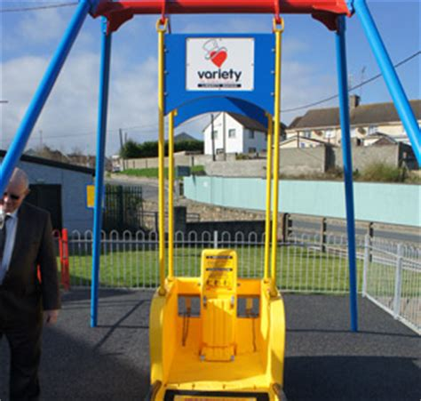 liberty swing mobility programme variety the children s charity of
