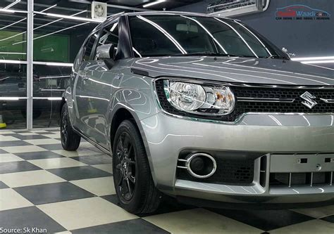 maruti price india maruti suzuki ignis amt india launch price specs review