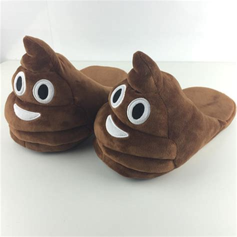 plush house slippers funny mens plush slippers 2015 indoor shoes house cute women slippers emoji shoes warm