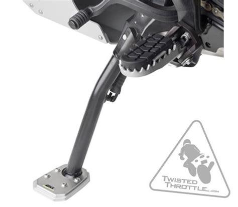 Ktm Kickstand Foot Givi Es7704 Kickstand Foot Print Enlarger For Ktm 1190