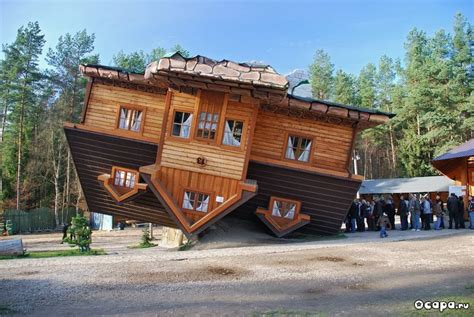 upside down house poland 42 of the world s most unusual structures emails from
