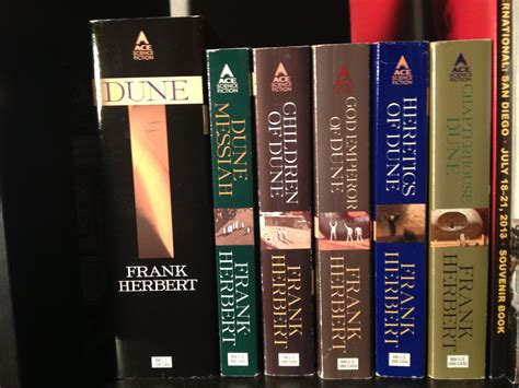 the series books book review the dune series rogerson