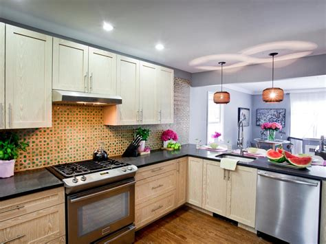 hgtv kitchen backsplashes backsplash ideas for granite countertops hgtv pictures