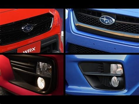 that new subaru smell find a song from a tv commercial new 2018 subaru wrx vs old subaru wrx youtube
