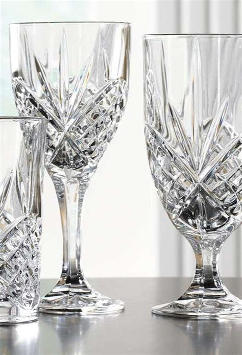 crystal barware i love crystal glassware crystal pinterest