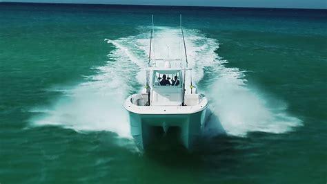 invincible boats 40 cat invincible boats 40 cat full length youtube