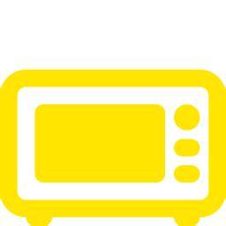 Microwave Fujitech Mov 628 Ico free yellow microwave icon yellow microwave icon