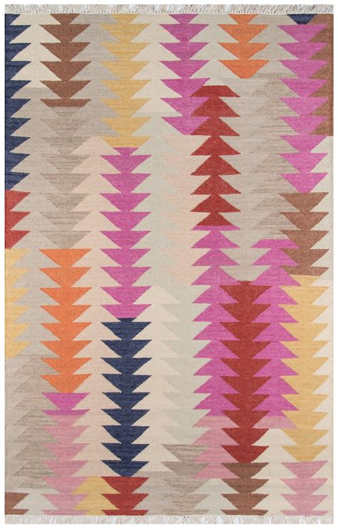 pink flat color pink area rugs woodwaves