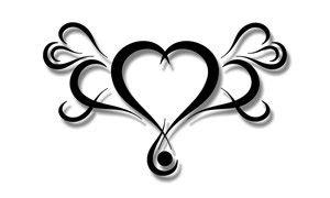 flourish tattoos clipart best
