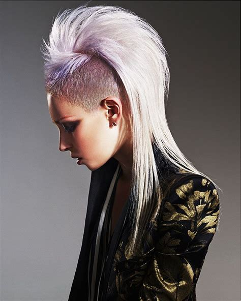 suzie ormond hair styles 103 best images about sexy deathhawks on pinterest hair