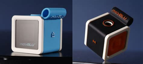Mobiblus New Cube Shaped Media Player by Mobiblu Cubisto Media Player Revealed Technabob