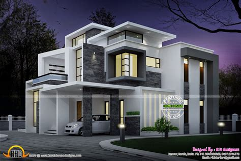 side elevation view grand home design of bedroom
