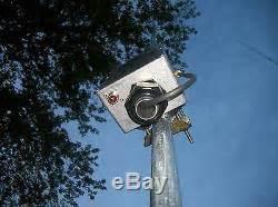 band multiband hf vertical antenna ham radio amateur  patented