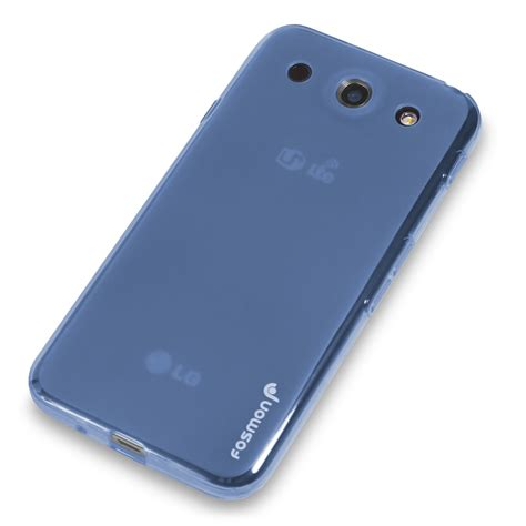 Kece Cover For Lg Optimus G Pro E980 Limited soft slim transparent cover 3x screen for