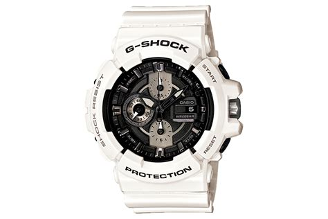 g shock protek black list white casio g shock 2013 summer quot white and black series