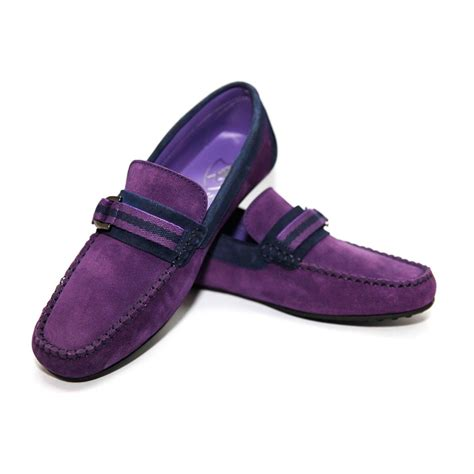 mens purple loafers 33 best mens moccasins and loafers images on