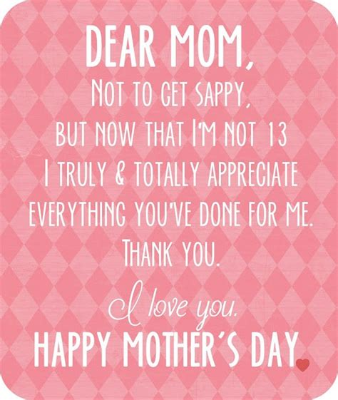 Mothersday Quotes by Celebrate Mother S Day With These Loving Quotes For Mom