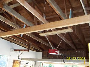 How To Repair Sagging Ceiling by Tile Roof Tile Roof Sagging