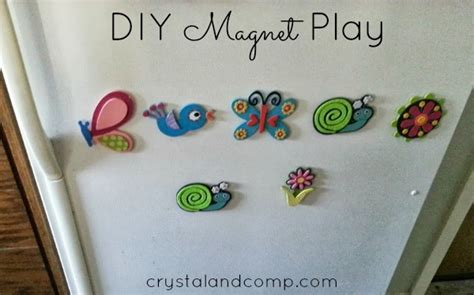 Handmade Fridge Magnets Ideas - activities for make your own magnets