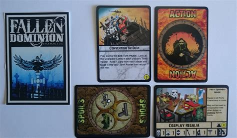 fallen land giveaway boardgame stories - Land Giveaway