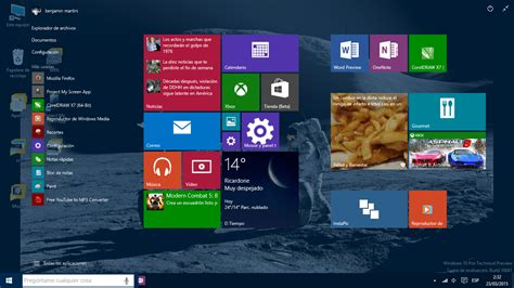 imagenes del windows 10 windows 10 pro disco duro de roer