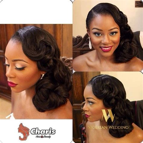 Black Wedding Hairstyles by 25 Best Ideas About Black Wedding Hairstyles On