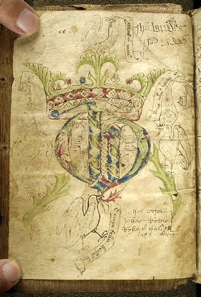 Medical Miscellany Ms B 21 Fol Iiv V Images From