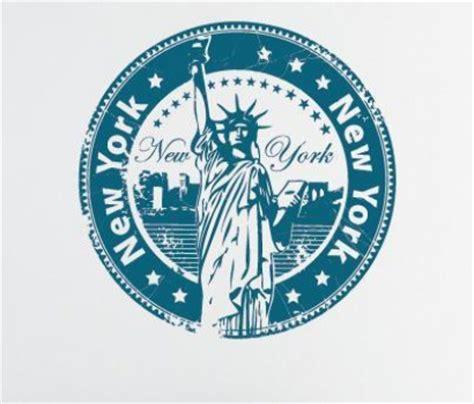 Kofferaufkleber New York by Wandtattoo New York Wandtattoos Wandaufkleber