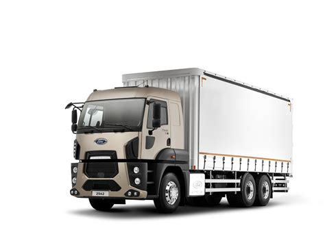 Ford Cargo by Ford Cargo 2542 Hr Ford Oner