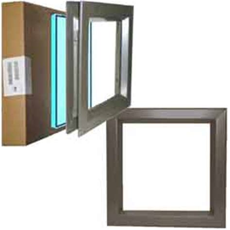 Window Kit For Door by Doors Hardware Framing Door Louvers Window Kits